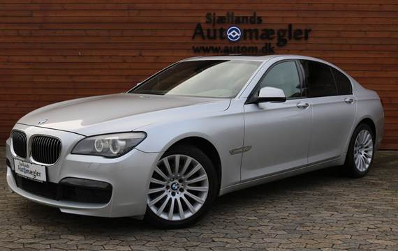 BMW 740d 3,0 Steptr.