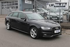 Audi A4 3,0 TDi 245 S-line Avant quat S-tr