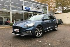 Ford Focus 1,0 EcoBoost mHEV Active X stc.