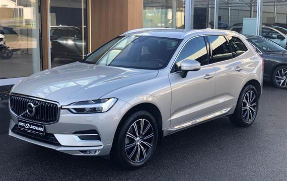 Volvo XC60 2,0 D5 Inscription AWD  5d 8g Aut.