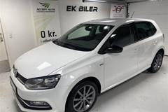 VW Polo TSI BMT Fresh 90HK 5d