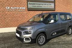 Citroën Berlingo 7 pers. 1,5 Blue HDi Feel XL EAT8 start/stop 130HK 8g Aut.