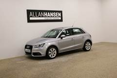 Audi A1 1,6 TDi 90 Ambition SB