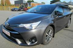 Toyota Avensis 1,8 VVT-i T2 Premium TS
