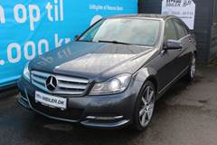 Mercedes C220 2,2 CDi aut. BE Edition