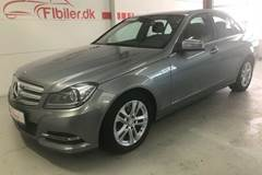 Mercedes C220 2,2 CDi Avantgarde BE