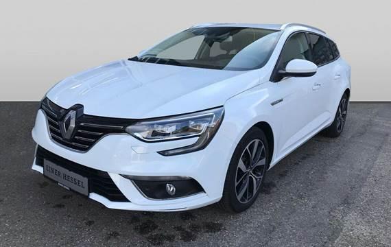 Renault Megane IV 1,3 TCe 140 Bose Edition ST EDC