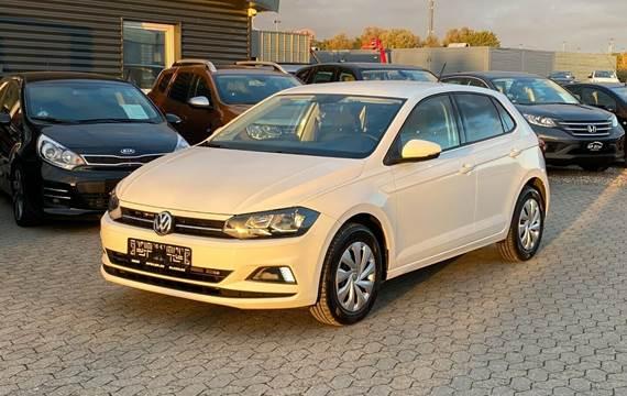 VW Polo 1,6 TDi 95 Comfortline