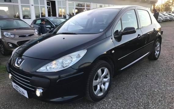 Peugeot 307 2,0 Griffe