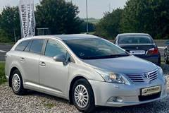 Toyota Avensis 2,0 D-4D T3 stc.