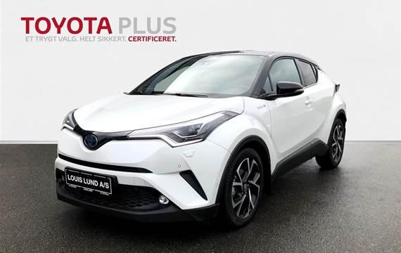 Toyota C-HR 1,8 B/EL C-LUB Premium Multidrive S  5d Aut.