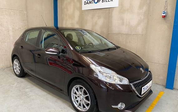 Peugeot 208 1,4 HDi 68 Active