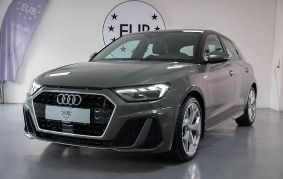 Audi A1 TFSi S-line SB S-tr.