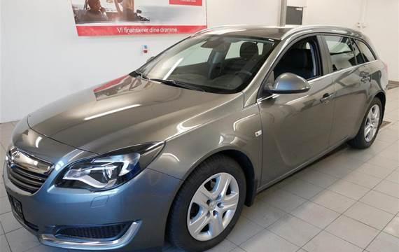 Opel Insignia 1,4 Turbo Edition  Stc 6g