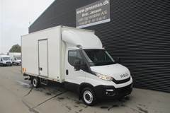 Iveco Daily 2,3 35S16  D Alu. kasse m./lift Aut.  Ladv./Chas.