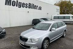 Skoda Superb 1,6 TDi 105 Elegance GreenLine