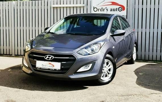 Hyundai i30 1,6 CRDi 110 Trend DCT