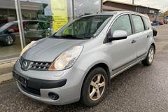 Nissan Note 1,5 dCi 68 Visia