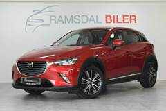 Mazda CX-3 1,5 Sky-D 105 Optimum AWD