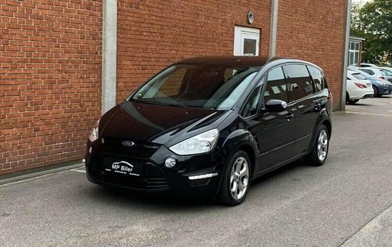 Ford S-MAX 2,0 TDCi 140 Titanium aut. 7prs