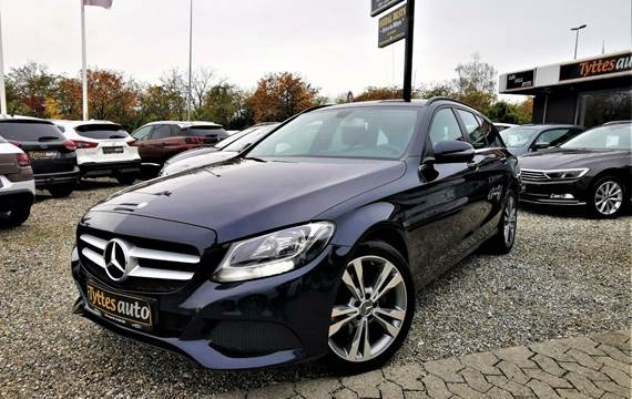 Mercedes C200 d 1,6 Business stc.