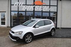 VW Polo Cross 1,6 TDi 90