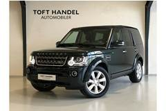 Land Rover Discovery 4 3,0 TDV6 SE aut.