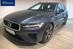 Volvo V60 2,0 T6 Twin Engine R-design  Stc 8g Aut.