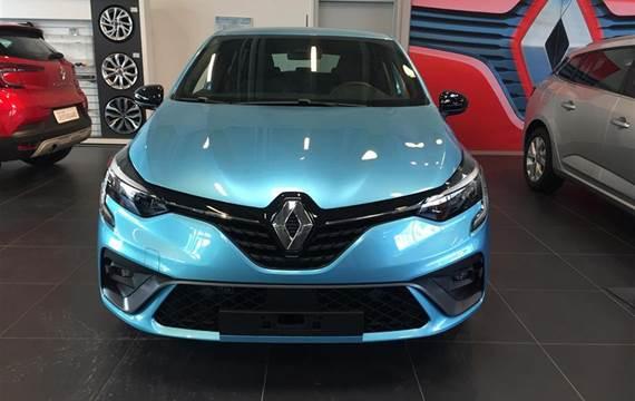 Renault Clio 1,0 TCE RS-Line  5d
