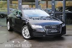 Audi A7 3,0 TDi 204 SB Multitr.