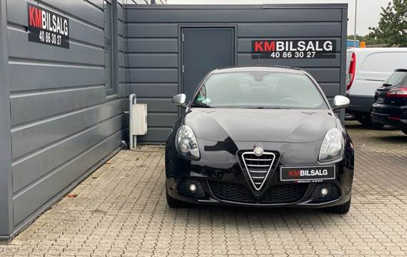 Alfa Romeo Giulietta 2,0 JTD 140 Distinctive