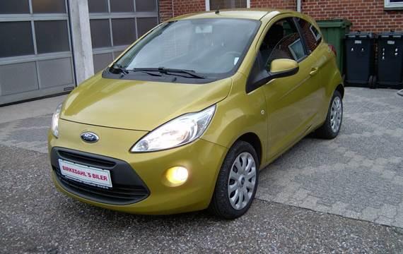 Ford Ka 1,2 Titanium