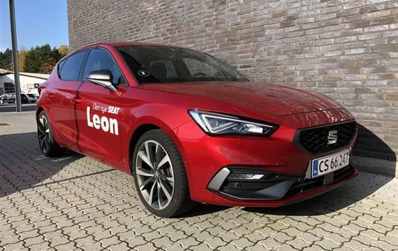 Seat Leon 1,5 1.5 TSI 150 5D DSG7