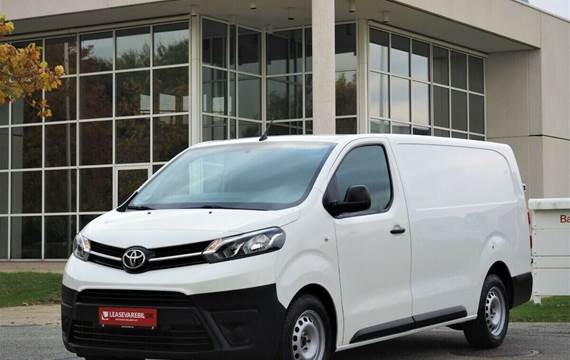 Toyota ProAce 2,0 D 120 Long Comfort