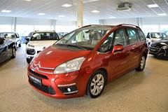 Citroën Grand C4 Picasso 2,0 HDi 163 Exclusive aut.