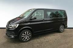 VW Multivan 2,0 TSi 204 Comfortl. DSG 4M kort