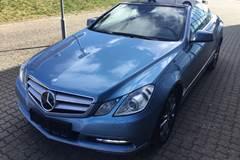 Mercedes E250 2,2 CDi Avantgarde Cab. aut. BE