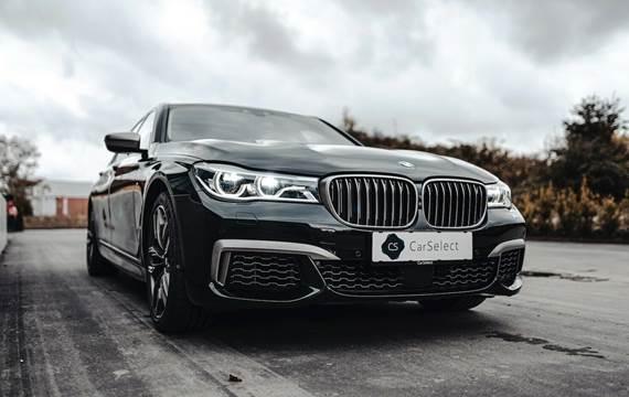 BMW M760Li 6,6 xDrive aut.