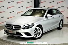 Mercedes C220 d 2,0 Avantgarde stc. aut.