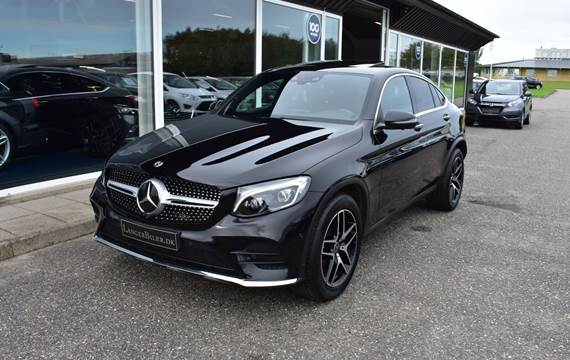 Mercedes GLC350 d 3,0 Coupé aut. 4-M