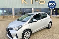 Toyota Yaris 1,5 Hybrid H2 Limited e-CVT