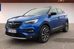 Opel Grandland X 1,2 T Exclusive Start/Stop  5d 8g Aut.