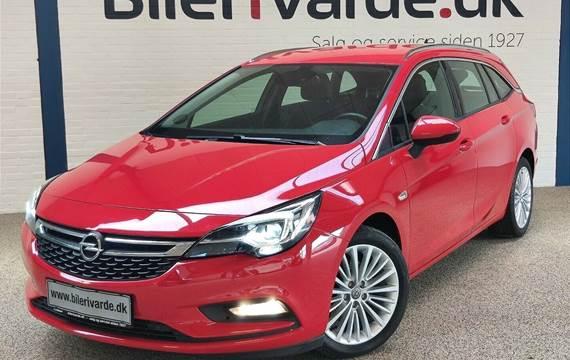 Opel Astra 1,6 CDTi 150 Innovation ST