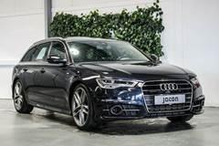 Audi A6 3,0 TDi 272 S-line Avant quat S-tr