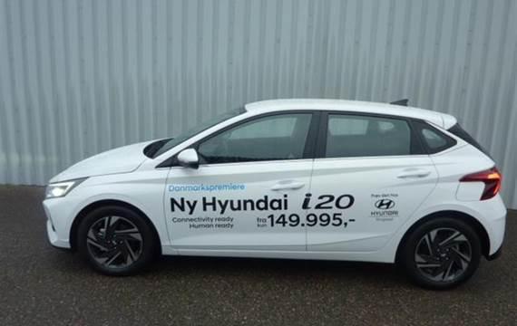 Hyundai i20 1,0 T-GDI Advanced  5d 6g
