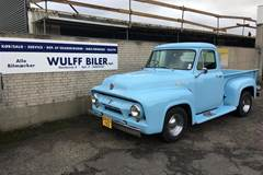 Ford F 100 3,9 V8  Pick-Up