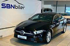 Mercedes A180 d 1,5 Business Progressive Line aut.