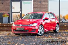 VW Golf VII 1,0 TSi 115 BlueMotion DSG