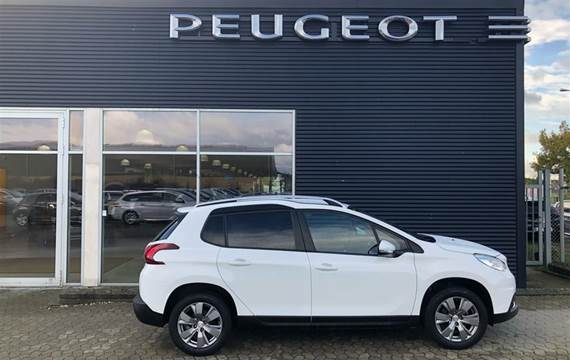 Peugeot 2008 1,2 VTi Active Plus