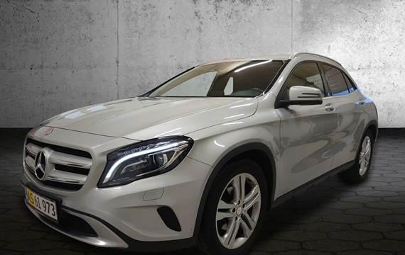 Mercedes GLA220 2,2 CDi aut. Van